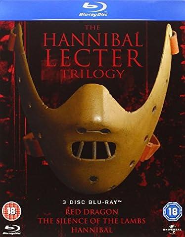 The Hannibal Lecter Box Set [Blu-ray] [Import anglais]