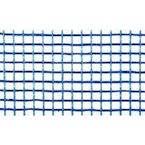 Intermas Nets - Malla Fibra Vidrio Revoco(Mortero) Azul 1X50 Mt