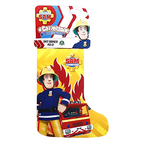 Calza della Befana Sam il Pompiere