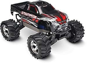 Traxxas - 2042115 - Voiture Radiocommandé - Stampede - Xl-5 4x4 - Monster Truck
