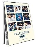 Calendrier officiel du PSG 2017