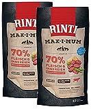 Rinti Max-I-Mum Rind Trockenfutter 12kg (2x 12kg)
