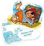 Lutz Mauder Lutz mauder26006Pirat Pit Planke Einladende Punch Karten-Set (8-teilig)