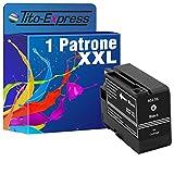PlatinumSerie® 1x Druckerpatrone XXL mit Chip und Füllstandsanzeige kompatibel für HP 932 XL Black für HP Officejet 6100 eprinter HP Officejet 6600 E-ALL-IN-ONE HP Officejet 6700 Premium