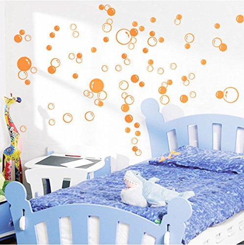 88-waterproof-floating-bubble-loose-stickers-choose-from-20-colours-bathroom-tile-window-wall-art-or