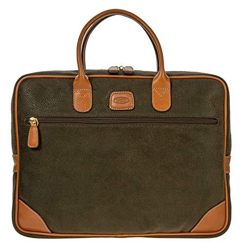 Notebooktasche Life, Einheitsgröße.Olive - Life-laptop-tasche