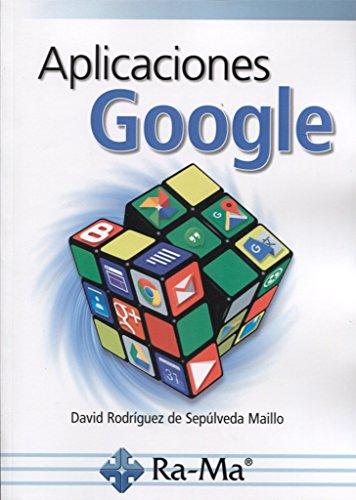 Aplicaciones google por DAVID RODRIGUEZ DE SEPULVEDA MAILLO