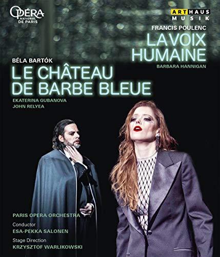 Le Château de Barbe Bleue / La Voix Humaine [Blu-ray]