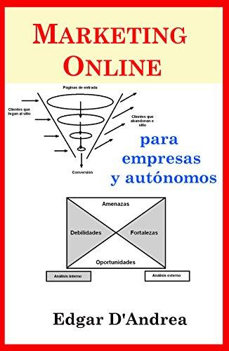 Marketing online para empresas y autónomos por Edgar D'Andrea