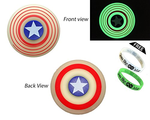 The-Essentials-Captain-America-Glow-In-Dark-Fidget-Spinner