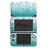 DeinDesign Nintendo New 3DS XL Case Skin Sticker aus Vinyl-Folie Aufkleber Glitzer Glanz Glitter