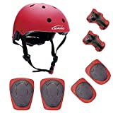 Best Kids' Stunt Scooters - KUMUGO Kids Protective Gear Set, Kids Childs Childrens Review