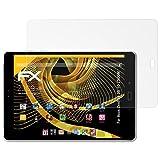 atFolix Schutzfolie für ASUS ZenPad 3S 10 (Z500M) Displayschutzfolie - 2 x FX-Antireflex blendfreie Folie