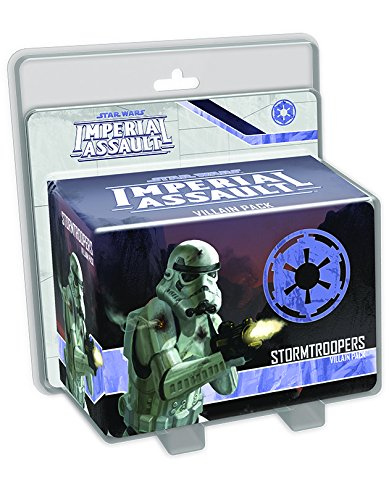 Star Wars Imperial Assault: Stormtroopers Villain Pack