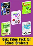 Quiz Value Pack for School Students: A Set of Quiz Books To Boost General Knowledge While Entertaining Everyone Around