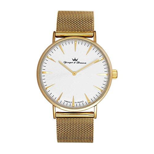 Reloj Yonger & Bresson hombre blanco–HMP 075/BM