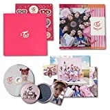 TWICE 3rd Mini Album - TWICECOASTER : LANE 1 [ NEON MAGENTA Ver. ] CD + Photobook + Photocards + Sticker + FREE GIFT/K-pop Sealed