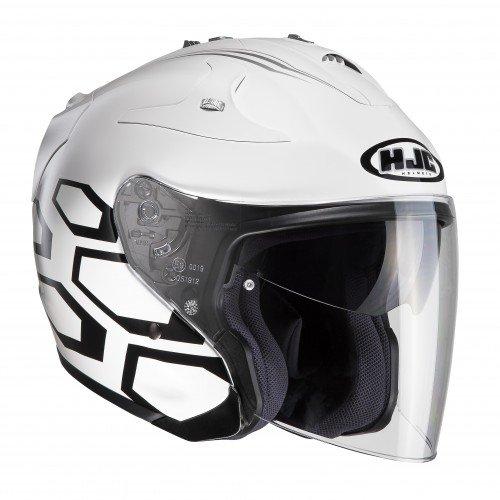 HJC Casco Moto FG JET DUKAS  MC10 M