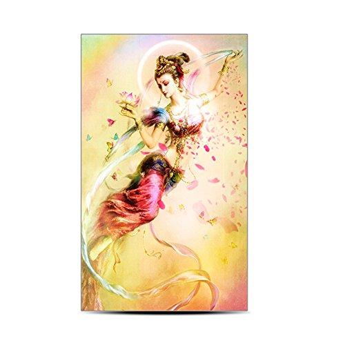Radiateurs électriques YIXINY Plaque Chauffante Tenture Murale Illustration Chauffage Au Cristal De Carbone Étanche 580W 60 * 100 * 2.5cm (Couleur : SFE-W661)
