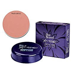 Blue Heaven Xpression Pan Cake 100% Water Proof (Peach Gold)