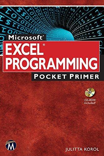 Microsoft Excel Programming Pocket Primer by Julitta Korol (2015-04-29)