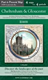 Cheltenham & Gloucester (PPR-CHG): Four Ordnance Survey Maps from Four Periods from Early 19th Century to the Present Day (Cassini Past and Present Map) by Francis Herbert (2007-10-07)