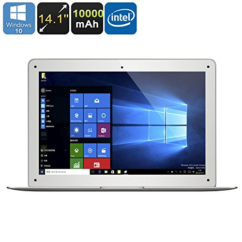 Jumper EZbook 2 Ultrabook Laptop Windows 10 Display