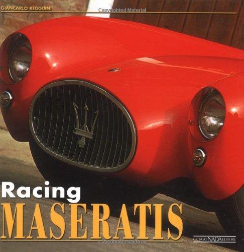 Racing Maseratis por Giancarlo Reggiani