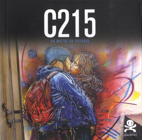 C215 : Un maître du pochoir par Christian Omodeo