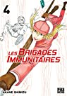 Les brigades immunitaires, tome 4 par Shimizu