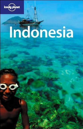 Indonesia (Lonely Planet Travel Guides) by Justine Vaisutis (2007-01-01)