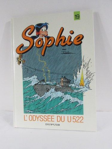 Sophie, Tome 19 : L'odyssée du U522