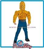 Marvel 932 Costume I fantastici 4, 3/5 anni, 104 cm