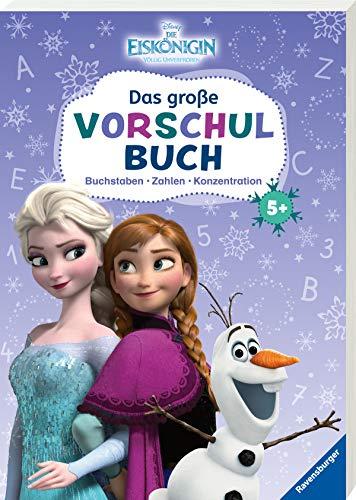 Große Schnee (Disney Die Eiskönigin: Das große Vorschulbuch)