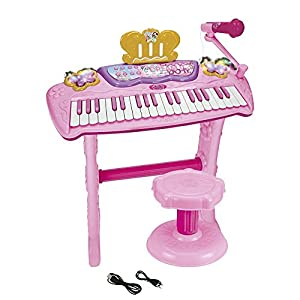CLAUDIO REIG- Princesas Disney Órgano y banqueta (5297.0)