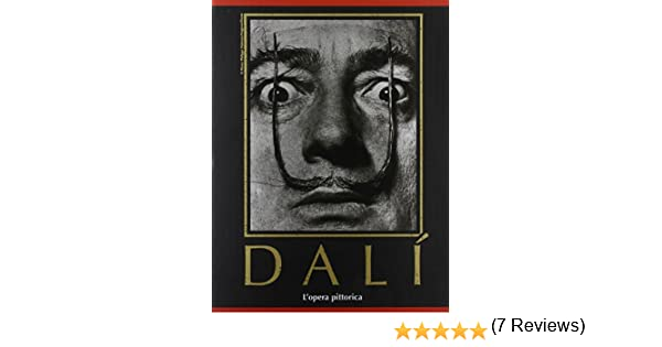 Dali lopera pittorica amazon libri altavistaventures Image collections