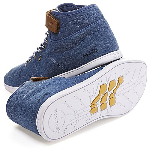 Boxfresh - Sneakers Boxfresh Swich Denim BLUE (BLUE)