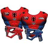 Spiderman - 550902 - Jeu Électronique - Mega Laser Set  - Spider-Man 4