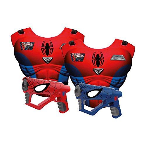 IMC Toys 550902 - Spiderman Mega Laser Set con Luci e Suoni