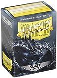 Arcane Tinmen ApS ART11027 - Dragon Shield Matte: Slate, 100 Stück