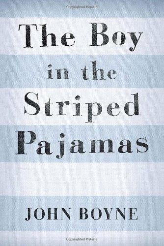 Buchseite und Rezensionen zu 'The Boy in the Striped Pajamas' von John Boyne