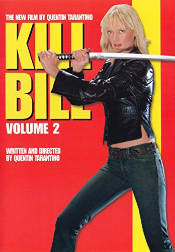 Kill Bill Vol 2 Movie Poster 70 X 45 cm