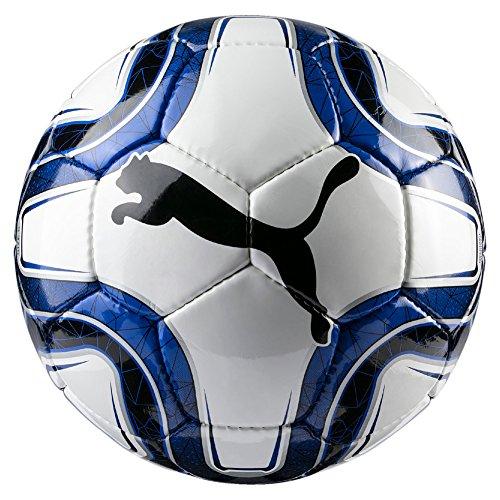 PUMA FINAL 5 HS Trainer Fußball, White-Team Power Blue Black, 5