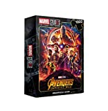 Bnb Avengers 3 Jigsaw Puzzles Marvel The 10th Anniversary Edition(1000-M1039)