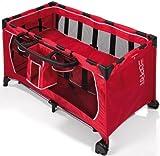 Esprit Reisebett-Einhang und Pflegebox Red