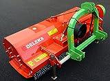 Schlegelmulcher Schlegelmäher schwere Ausführung + Gelenkwelle B5 100 cm mit Sicherbeitsbolzen inklusivE - TIGRE-160