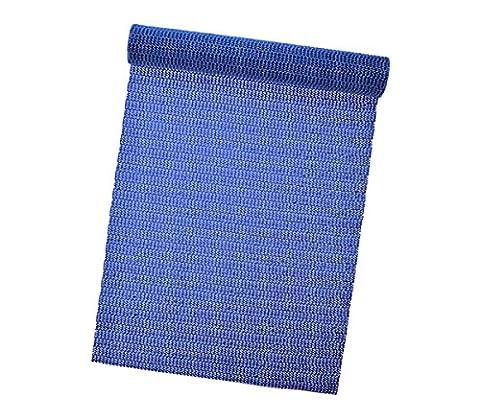 Tapis antidérapant - anti glisse - Mat Multipurpose PVC - 30x150 cm - GRIP LINE - Bleu électrique