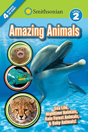 Amazing Animals Level 2 (Smithsonian Leveled Readers) ()