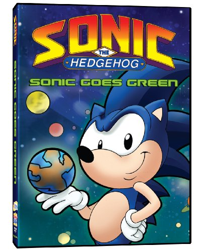 Sonic the Hedgehog: Sonic Goes Green [DVD] [Import] -