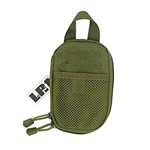 51%2Bkq0 UA4L. SS300  - LefRight Mini Tactical Molle EDC Compact Pocket Organizer Pouch